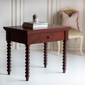 Gwendoline Spindle Petite Writing Table