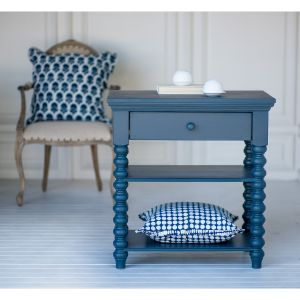 Alexander Spindle Night Stand