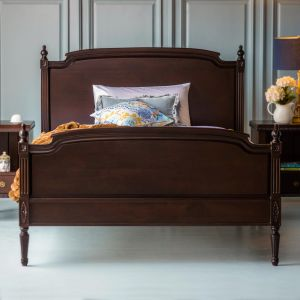 Lovely Louis Bed
