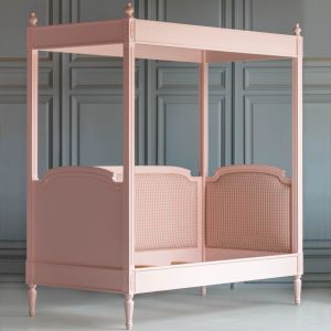 Lovely Louis Canopy Daybed