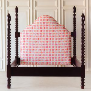 Gwenny Upholstered Spindle Bed