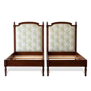 Lovely Lou Lou Upholstered Bed (In Stock)