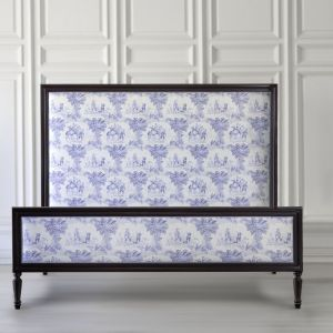 Madame Parfait Upholstered Bed
