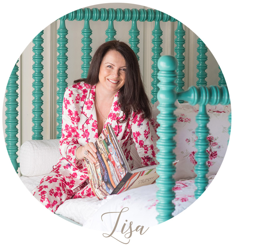 Lisa Faulkner, visionary and founder of The Beautiful Bed Company